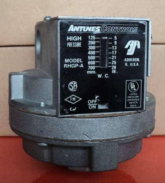 marca: Antunes Controls <br/>modelo: RHGPA <br/>estado: usada