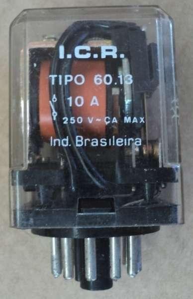 marca: ICR <br/>modelo: 6013 10A 220VCA <br/>estado: seminovo