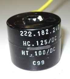 marca: Asco modelo: 22218220B HC125/DC HT100/DC estado: nova