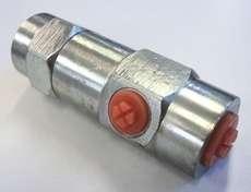 Válvula de retenção pilotada (modelo: HPLK-1/2-50)