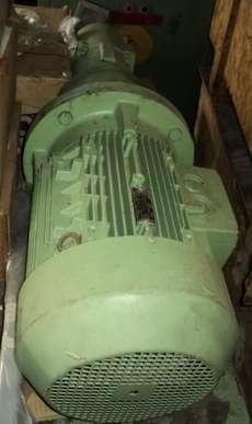 Motor elétrico (modelo: 11,4HP 1LA7166-2AA61)