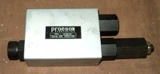 Válvula hidráulica (modelo: PHVCB-S)