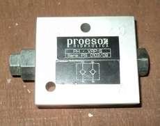 Válvula hidráulica (modelo: PHVRP-S)