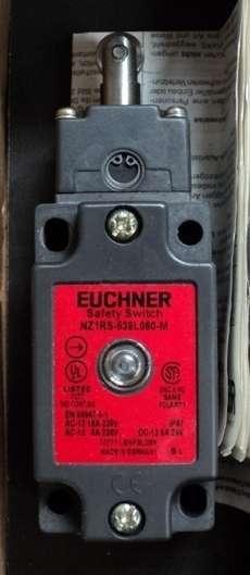 marca: Euchner modelo: NZ1RS538L060M estado: novo, na caixa