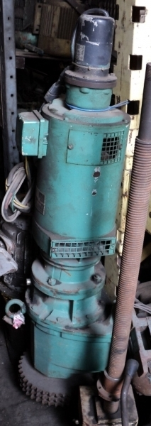 marca: Moteurs Leroy Somer (Machine a Courant Continu) <br/>modelo: MS1001L03 <br/>de corrente contínua <br/>estado: usado