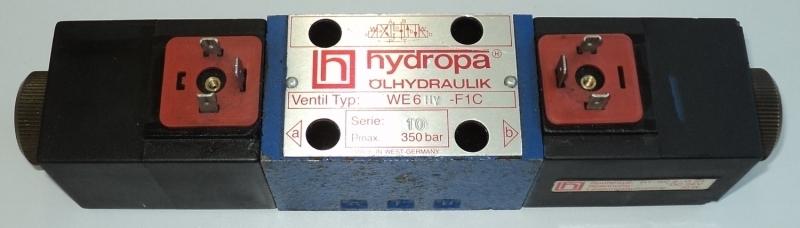 marca: Hydropo Olhydraulik <br/>modelo: WE6HYF1C 350bar <br/>estado: usada