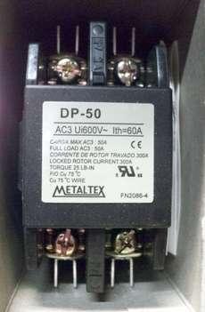 Chave (modelo: DP-50)