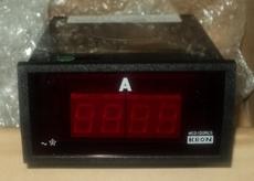 Amperímetro (modelo: digital)