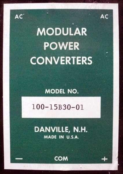 marca: Danville <br/>modelo: 10015B3001 <br/>estado: novo