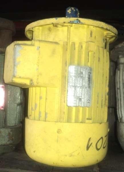 marca: Carpanelli <br/>modelo: DP90L48 440V 60HZ 1,3HP/1,3CV P4 1630RPM<br/>0.7HP/CV (8 pólos) 830RPM<br/>estado: usado