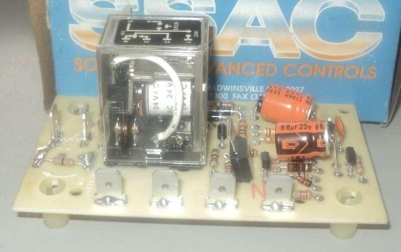 marca: SSAC <br/>modelo: ORB24A35 3-300SEC 24VAC <br/>estado: nunca foi utilizado, na embalagem