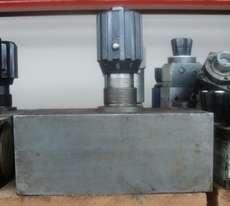 Válvula hidráulica (modelo: DRVP301.0/0-P 250 bar)