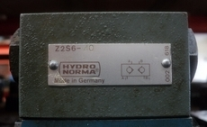 Válvula hidráulica (modelo: Z2S6-40)