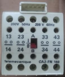 marca: Telemecanique modelo: CA2FNFK140 estado: nunca foi utilizado