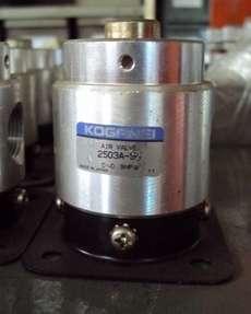 Válvula pneumática (modelo: 2503A)