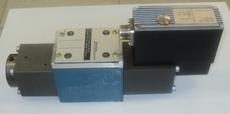 Válvula hidráulica (modelo: 4WRSE10 Q00-32/G24K0/A1V-587=DE)