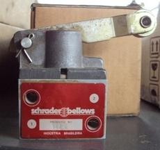 marca: Schrader Bellows modelo: 102R 2vias rosca3/8 rolete estado: usada