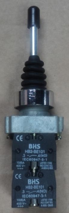 Chave joystick (modelo: HB2BE101)