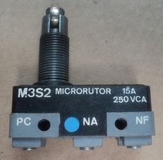 Microrutor (modelo: M3S2)