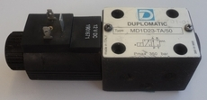 Válvula hidráulica (modelo: MD1D23-TA50)