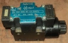 Válvula hidráulica (modelo: SLG01H3XRT-C1-5447J)