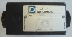 Válvula hidráulica (modelo: VPP4M-D/40)