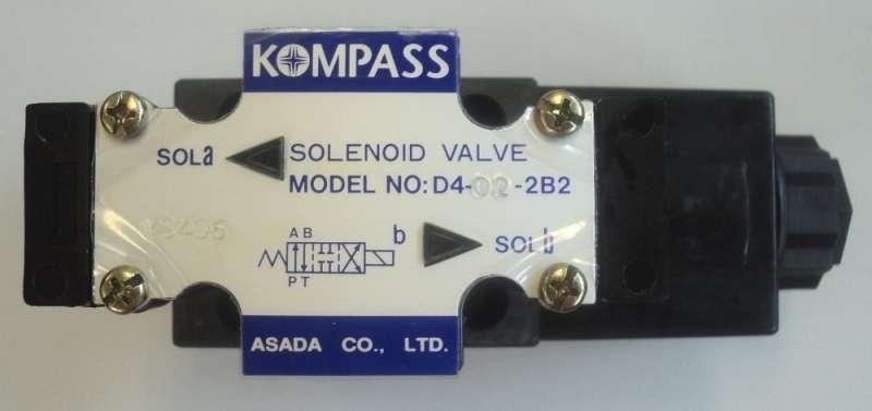 marca: Kompass <br/>modelo: D4022B2 <br/>estado: nova