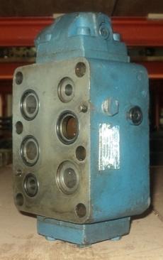 Válvula hidráulica (modelo: DGX06 1FL 52)