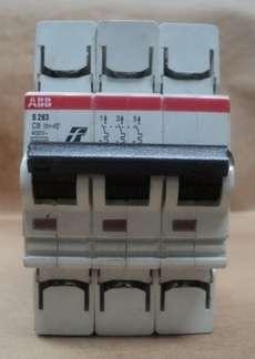 Disjuntor (modelo: S283 C8)