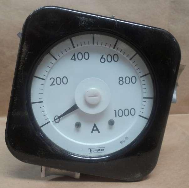 marca: Crompton <br/>escala: 1000AMP <br/>estado: usado