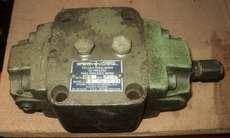 Válvula hidráulica (modelo: RG06F123)