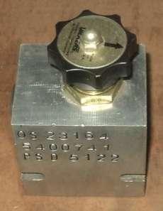 marca: Vickers modelo: OS23164 estado: usada