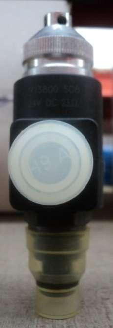 Válvula hidráulica (modelo: 2SV5E2ZRX/G24-Z4)