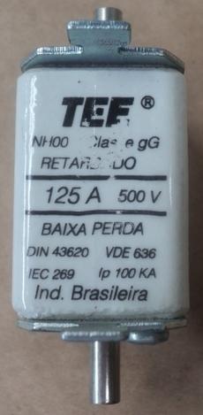 Fusível (modelo: NH00)