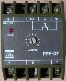 Controlador (modelo: PPF07)