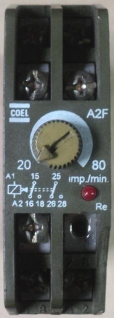 Rele (modelo: A2F80)