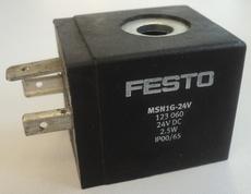 marca: Festo modelo: MSN1G24V 24VDC 2,5W estado: seminova