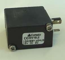 Bobina (modelo: 134069Y W24US) para válvula pneumática