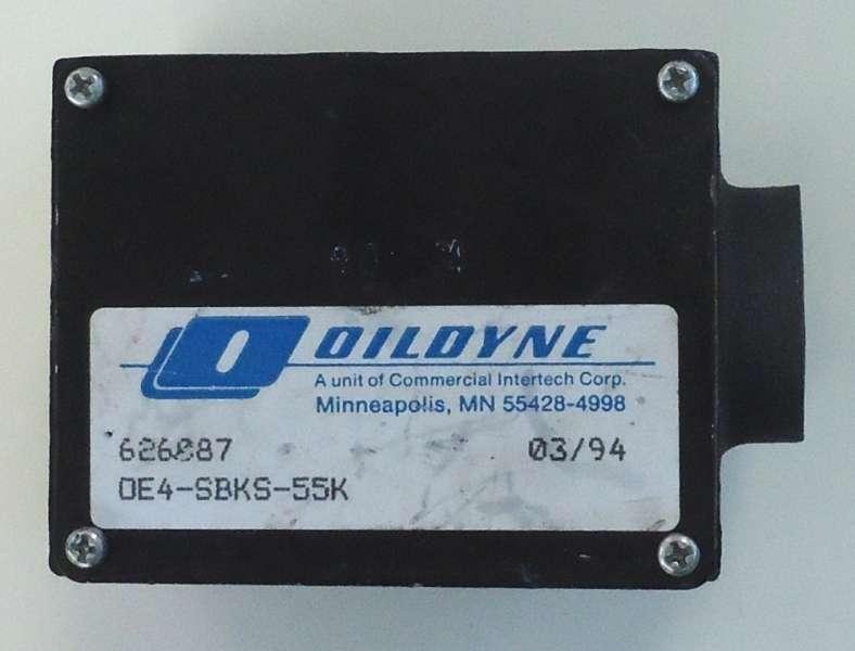 marca: Oildyne <br/>modelo: OE4SBKS55K <br/>estado: nunca foi utilizada