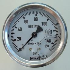 Manometro (escala: 150BAR)