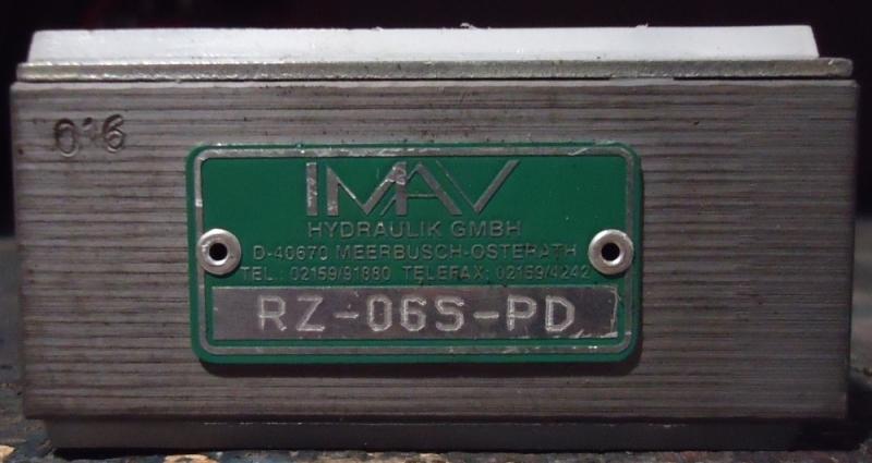 marca: IMAV <br/>modelo: RZ06SPD <br/ >estado: nova