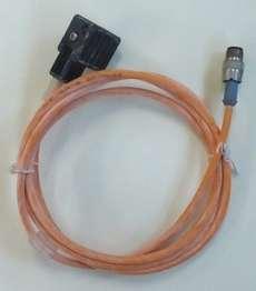 Cabo para válvula hidráulica (modelo: D12YSL11Y-JB Escha)