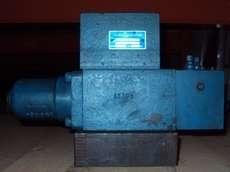 Válvula hidraulica (marca: Sauer-Getriebe)