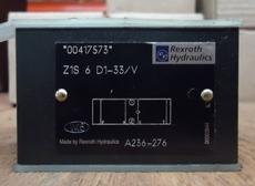 marca: Rexroth modelo: Z1S6D133V estado: nova