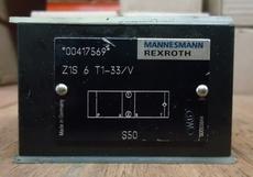 marca: REXROTH modelo: Z1S6T133V estado: nova