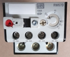 Rele térmico (modelo: RW672D57)