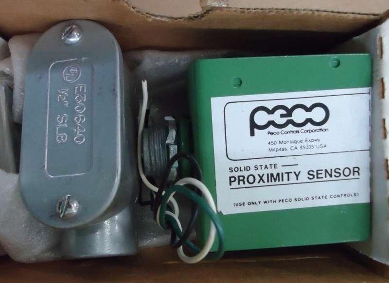 marca: Peco Controls <br/>modelo: C3020 <br/>estado: nunca foi utilizado