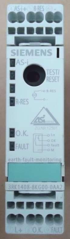 marca: Siemens modelo: 3RK14088KG000AA2 estado: novo