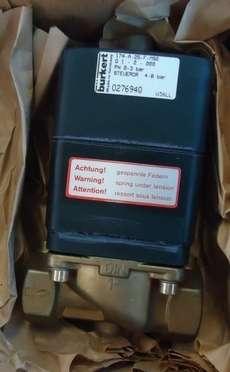 Válvula pneumática (modelo: 174A25FMS0)
