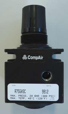 Regulador (modelo: R75G03C)